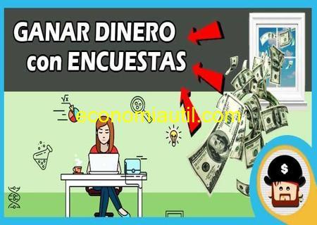 Como ganar dinero contestando encuestas por internet en México